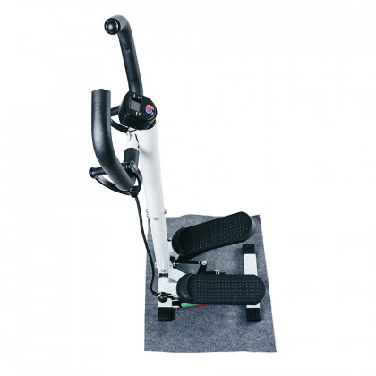 Hydraulic Stepper with Handle Bar Exercise Stair Climber