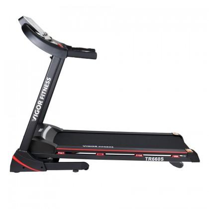 VIGOR 4.0HP Treadmill with Auto Inclination TR660S
