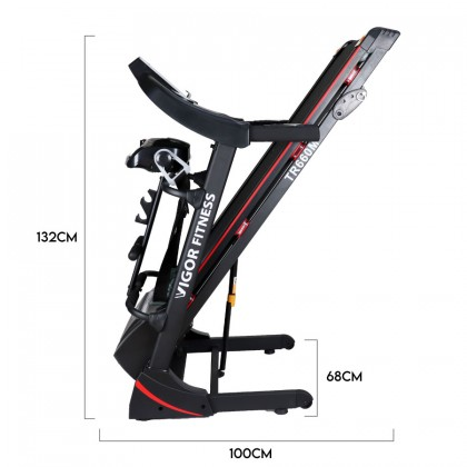 TREADMILL TR660M WITH MASSAGER